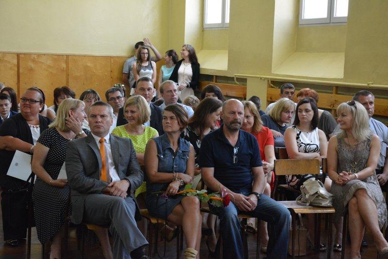 Grono Pedagogiczne Dyrektor ZS wIzbicy Kujawskiej